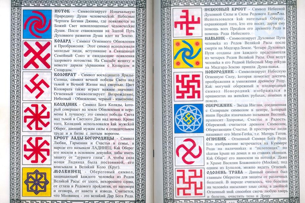 Славянские обереги женские и их значение